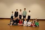 Children after Liturgy